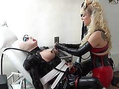 BDSM, Femdom, Latex, Medical