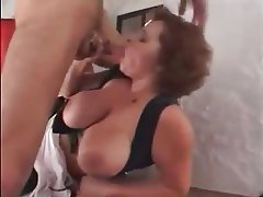 BBW, Big Boobs, Threesome