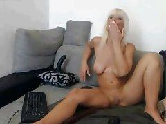 Amateur, Blonde, MILF, Webcam