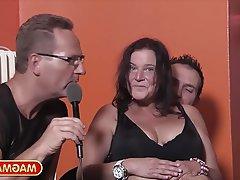Amateur, German, Group Sex, Mature
