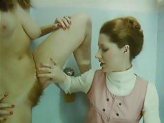 German, Hairy, Lesbian, Masturbation