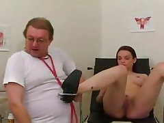 Public, Doctor, Pussy, Pissing
