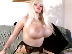 Big Boobs, Blonde, Pornstar