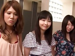 Asiáticas, Dominación Femenina, Gangbang, Japonesas