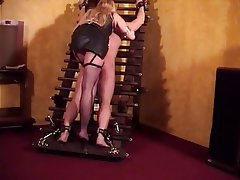 BDSM, MILF, Blonde, Femdom