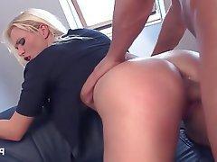 Blonde, Cosplay, Pornstar
