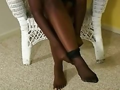 Lingerie, Softcore, Stockings