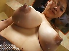 Asian, Babe, Big Boobs, Nipples
