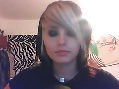 Amateur, Emo, Webcam