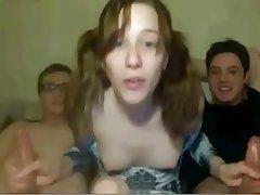 Amateur, Pajas, Webcam