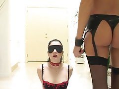 Bondage, Cumshot, Double Penetration, Threesome