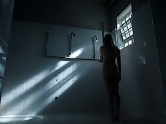 Babe, Brunette, Celebrity, Shower