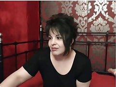 Brunette, Mature, Webcam