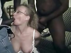 Amateur, Cuckold, Group Sex, Interracial