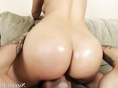 Asian, Big Ass, Hairy